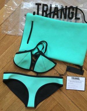 Original Triangl Bikini XS Türkis
