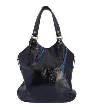 Yves Saint Laurent Handbag black leather