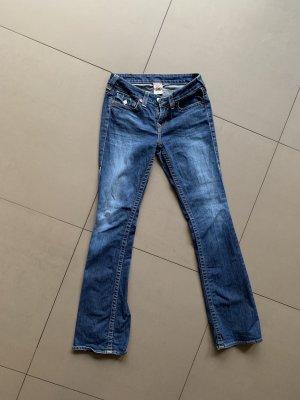 True Religion Jeans bootcut bleu