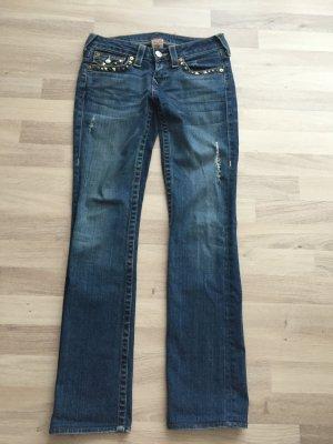 Original True Religion Jeans, Gr. 27. Ein echter Hingucker!!!