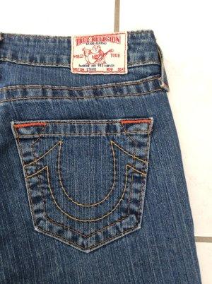 Original True Religion Jeans Stevie in Größe 27