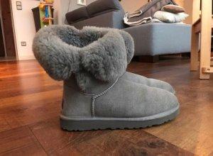 UGG Australia Boots grey fur