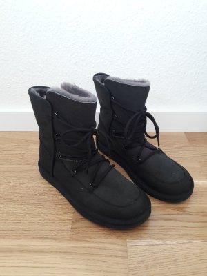 Original Ugg Boots schwarz gr.41 neu