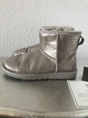 Original UGG Boots Short Gr.37 NP190€ Gold Stiefel