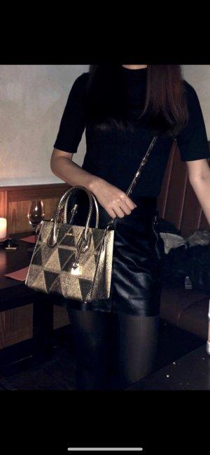 Michael Kors Crossbody bag gold-colored