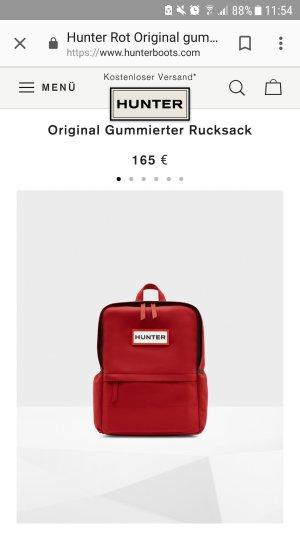original unbenutzer Hunter Rucksack