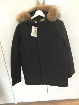Original und neu! Woolrich Arctic Parka,in schwarz
