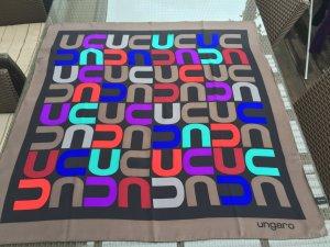Original Ungaro Designer Seidentuch silk
