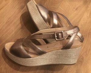 Original UNISA leder sandale