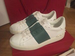 Original Valentino Garavani Sneakers Open Leder NEU 38,5