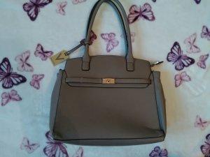 Original Valentino Handtasche grau