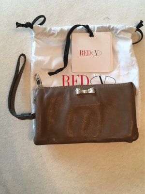 Original Valentino Red Clutch