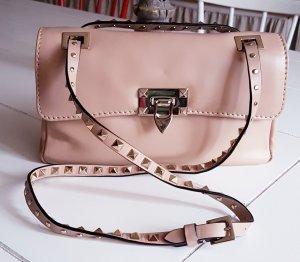 original Valentino Rockstuds Bag in nuderose
