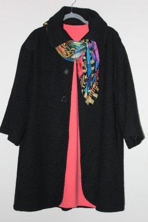 Valentino Roma Wool Coat black new wool