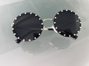 Valentino Glasses black-dark green