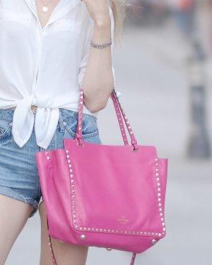 Original Valentino Tasche in pink - Damentasche - Handtasche