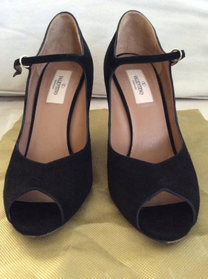 ORIGINAL VALENTINO WEDGES