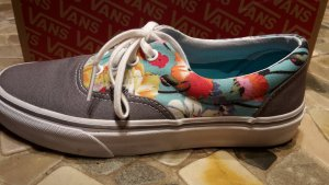 Original VANS Authentic, super Muster, wie neu!