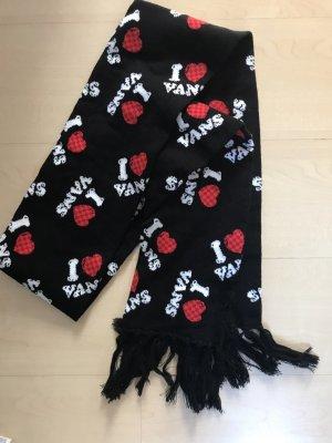 Vans Écharpe en tricot noir