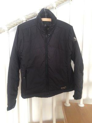 Original VAUDE Winterjacke schwarz Jacke warm leicht Funktionsjacke Steppjacke Sensofil Outdoor Sport Winter Gr. 34 / S wie neu neuwertig