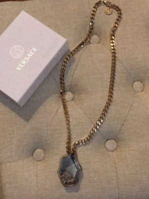 Original Versace Halskette in Gold mit einem sehr schönem Anhänger