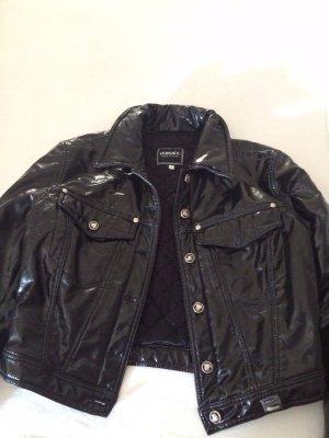 Original Versace Jacke in Glanzoptik,Innenfutter gesteppt