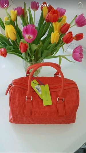Versace Jeans Sac bowling orange-orange clair
