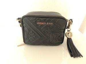 Versace Borsa a tracolla nero