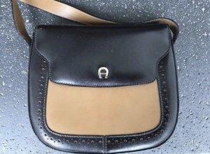 Original Vintage Aigner Tasche braun