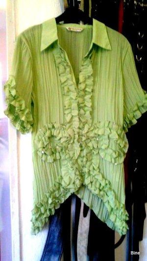 Original Vintage Bluse Unikat Original Vintage Bluse aus den 60 er 70 er Jahren Gr.36