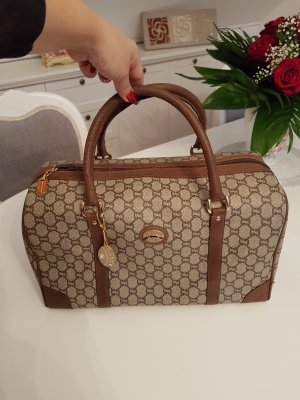 Original vintage Gucci Tasche Boston Plus