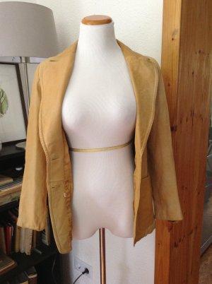 Original Vintage Leder Jacke