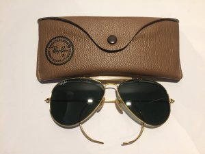 Original Vintage Ray Ban Aviator Pilotenbrille Sonnenbrille