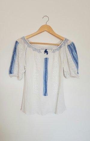 Original Vintage Tunika Shirt Gr.M