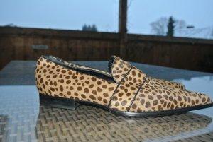 Original Walter Steiger Designer echt Leder Schuhe wie neu Gr.37