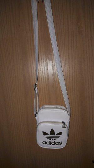 original weise Adidas Tasche ☆