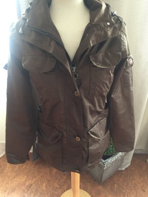 Wellensteyn Outdoor Jacket bronze-colored