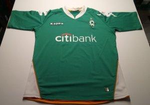 Original Werder-Bremen-Trikot