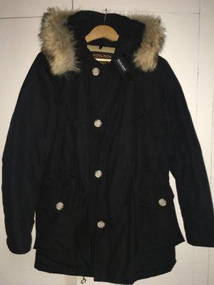 Original Woolrich Artic Parka / schwarz