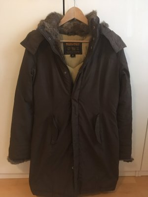 Woolrich Down Coat multicolored