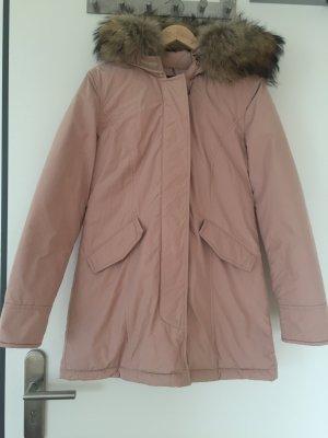Original Woolrich Luxury Arctic Parka in rosé Gr. S