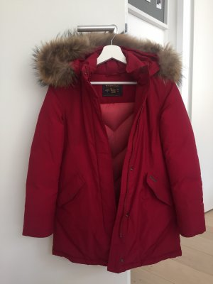 Woolrich Winter Coat multicolored