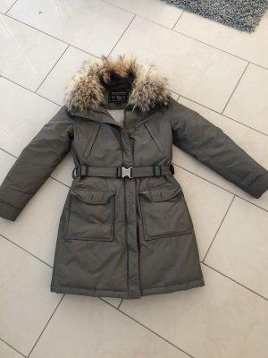 Woolrich Manteau d'hiver gris vert