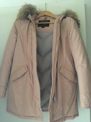 Woolrich Winter Jacket dusky pink
