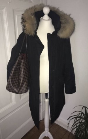 Original Woolrich Vail  Luxury Coat w.Neu