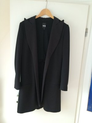 Y 3 mode g nstig kaufen second hand m dchenflohmarkt - Schwarzer langer mantel ...