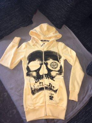 Yakuza Sweatjack geel