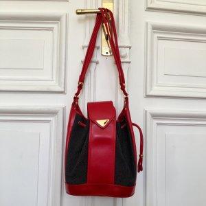 Original YSL Yves Saint Laurent Bucket Bag Beutel Tasche
