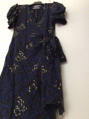 Yves Saint Laurent Maxi-jurk veelkleurig