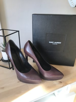 Original Yves saint Laurent Plateau Pumps 37,5